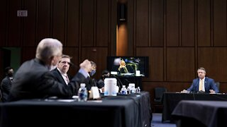 Sen. Rand Paul, Dr. Anthony Fauci Argue Over Mask Wearing