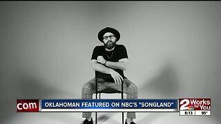 "Oklahoma man featured on NBC's ""Songland"""