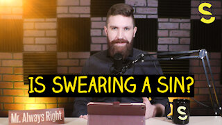 Can or Should a Christian Swear?