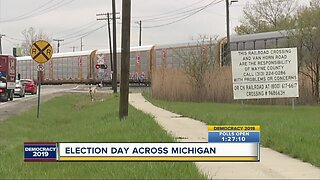 Election Day effects how voters will get around metro Detroit