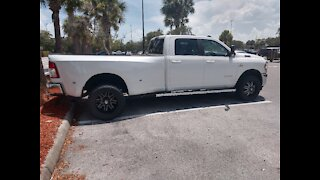 2019 ram truck bed cover install