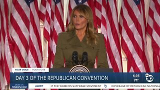 Highlights from Night 2 of RNC