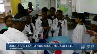 Symposium allows students to meet, ask doctors about medical field careers