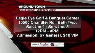 Around Town - Winter Bridal Show - 1/2/20