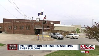 Ralston Legion 373 discusses selling their building