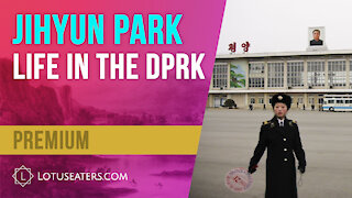 PREVIEW: Interview with Jihyun Park, North Korean Defector - Life in North Korea
