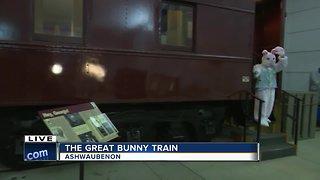The Great Bunny Train