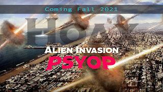 Short Film - Hoax Alien Invasion Psyop