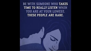 Be With Someone Who Takes the Time [GMG Originals]