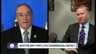 Congressman Chris Collins gets first official challenger for 2020