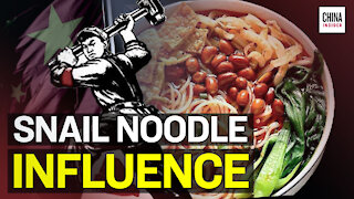 China Uses Noodle Soup in Foreign Influence Operations | Epoch News | China Insider