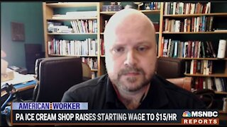 Small Business Owner Raising Wage to $15 an hour