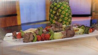 What's for Dinner? - Teriyaki Beef Kabobs