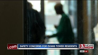 Safety Concerns for Evans Tower Residents
