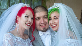 I Now Pronounce You Husband and Wife… and Wife