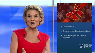 Holiday shipping deadlines you need to know