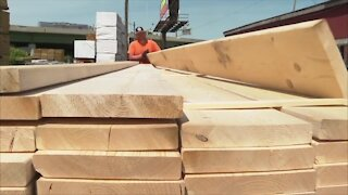 Lumber prices start to stabilize