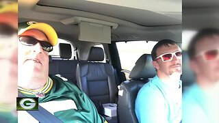 Packers fans travel to Canada for preseason game