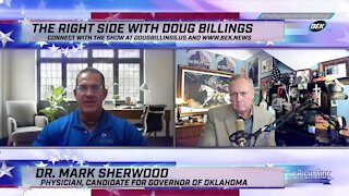 The Right Side with Doug Billings - October 12, 2021