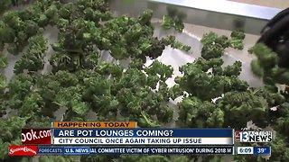 City council continues discussion about pot lounges