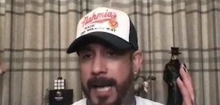 AJ McLean talks about Vegas shows