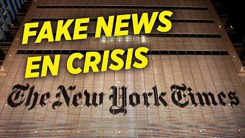 Así es la CRISIS del THE NEW YORK TIMES contada DESDE ADENTRO