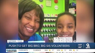 Big Brothers, Big Sisters holds virtual recruitment session for more mentors, friends