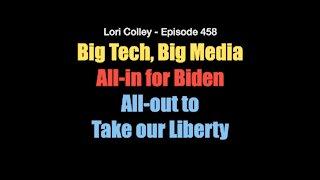 Big Tech, Big Media All-In for Biden