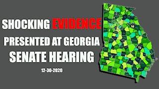 DATA SCIENTISTS SHOCKING ELECTION TESTIMONY