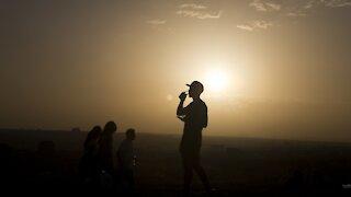 Record Breaking Heat Across The Globe In September