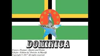 Bandeiras e fotos dos países do mundo: Dominica [Frases e Poemas]