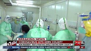 First coronavirus patient confirmed in Kern County