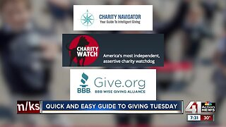 Quick and easy guide to Giving Tuesday