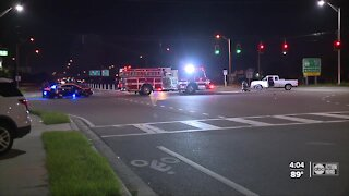 Driver wanted in deadly Pinellas County hit-and-run
