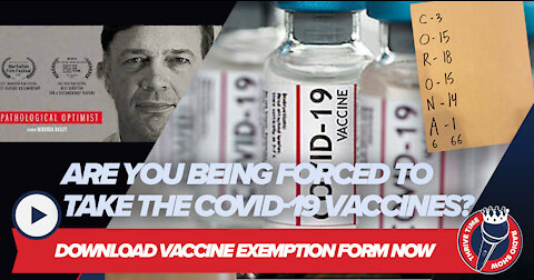 Andy Wakefield | How to Avoid Taking the COVID-19 Vaccines!!!?