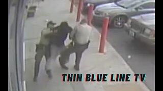 Suspect Grabs Deputy's Baton & Assaults Him, 2nd Deputy Fatally Shoots The Suspect