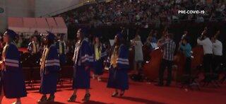 Clark County School District seniors, parents still waiting for graduation plans
