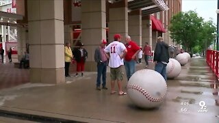 Disappointed fans plan for Re-Re-Opening Day after Reds game postponed