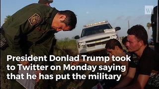 National Emergency: Trump Alerts the Military on Migrant Caravan