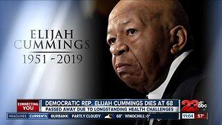 Remembering Representative Elijah Cummings