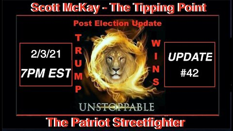 2.3.21 Patriot Streetfighter POST ELECTION UPDATE #42: List Of DS Deaths Growing