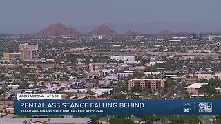 Rental assistance falling behind for those in need