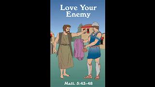 Enemy Loving?