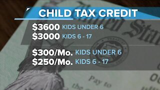 Child tax credit means monthly checks for many parents
