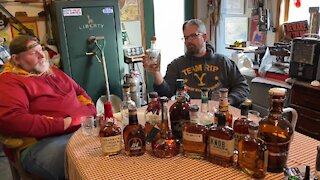 Bourbon Brothers Review Missouri Blue Corn Whiskey
