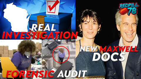 It's Official: Election 2020 Investigations Begin, Shocking Ghislaine Maxwell Claims Against SDNY
