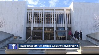 Idaho Freedom Foundation sues the state, argues Medicaid Expansion unconstitutional