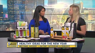 Healthy juice to aid your 2020 wellness resolutions