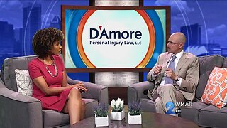 D'Amore Personal Injury Law - Summer Safety