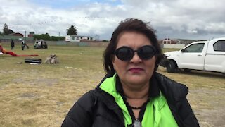 SOUTH AFRICA - Cape Town - Kite Festival at Heideveld (Video) (XJZ)